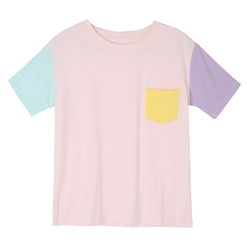 Pastel T-Shirt - Shop Minu (shirt) Korean Aesthetic Apparel & Accessories