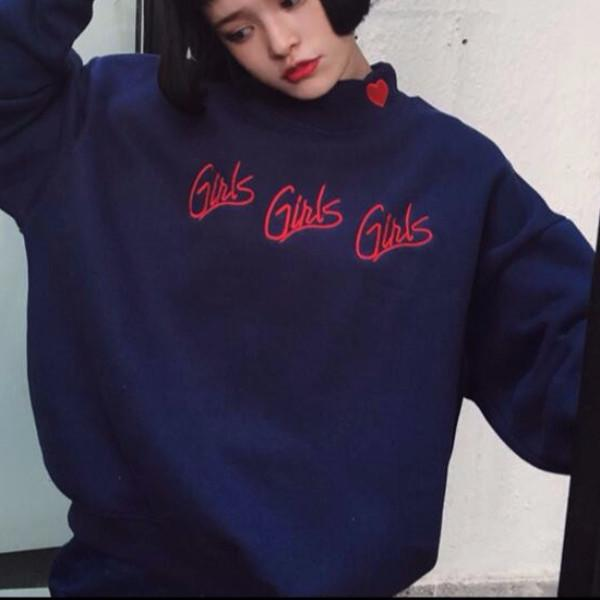 GIRLS SWEATSHIRT