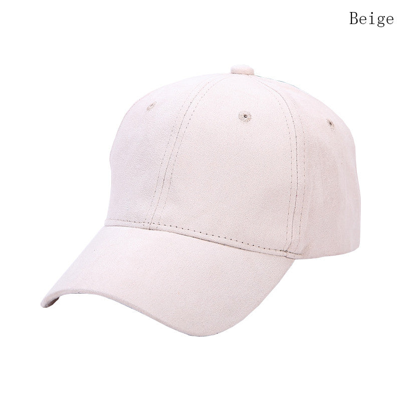 Suede Hat - Shop Minu (hat) Korean Aesthetic Apparel & Accessories