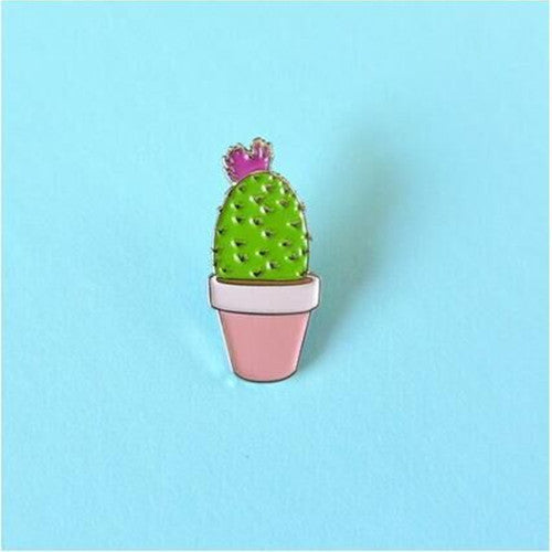 Cactus Pins - Shop Minu (pin) Korean Aesthetic Asian Women's Fashion