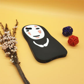 No Face Phone Case - Shop Minu (case) Korean Aesthetic Asian Women's Fashion