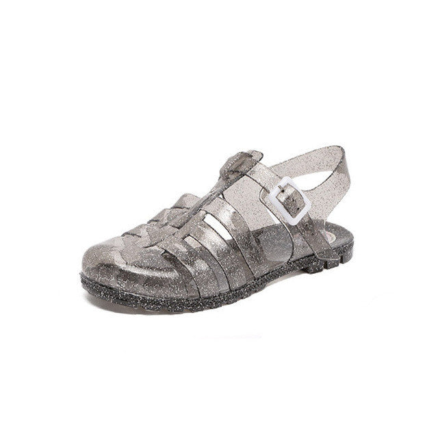Jelly Sandals - Shop Minu (shoes) Korean Aesthetic Apparel & Accessories