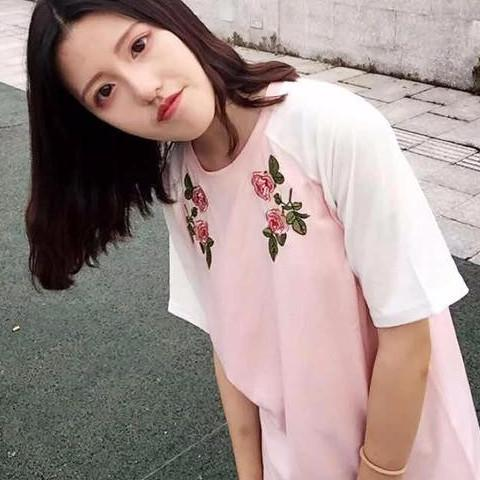 Pink Roses T-Shirt - Shop Minu (shirt) Korean Aesthetic Apparel & Accessories