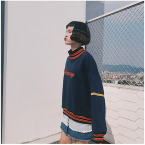 Away Sweater - Shop Minu (sweatshirt) Korean Aesthetic Apparel & Accessories