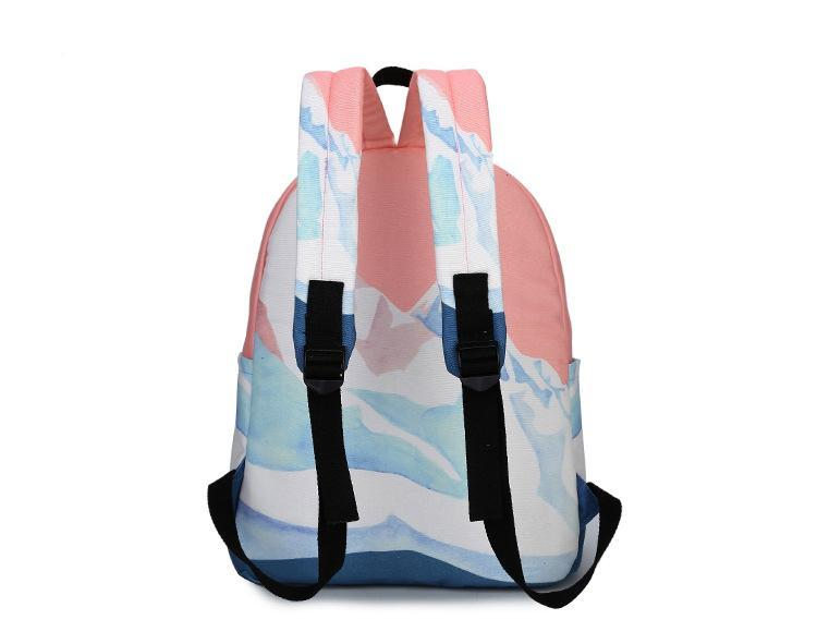 Landscape Backpack - Shop Minu (bag) Korean Aesthetic Asian Women's Fashion