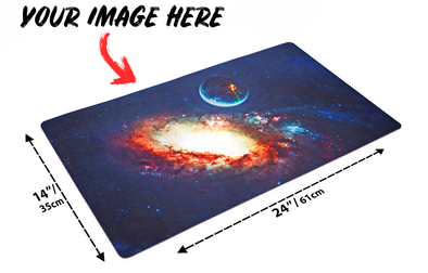 Special offer - Custom Playmat