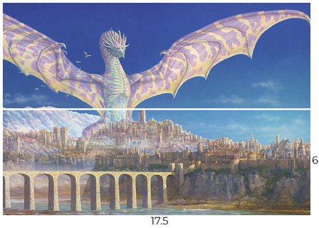 "Special 8 Playmats Deal - 17.25"" X 6"""
