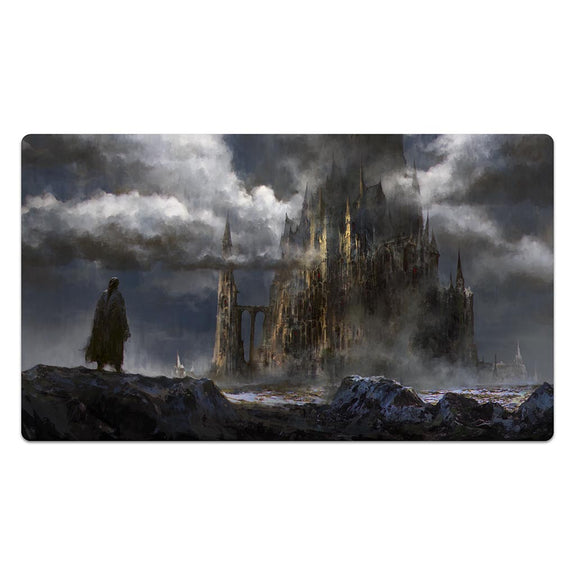 A Dying Castle Destination Playmat