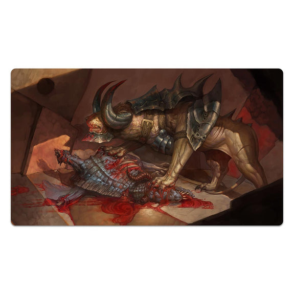 A Tortured King Reborn Mouse Pad