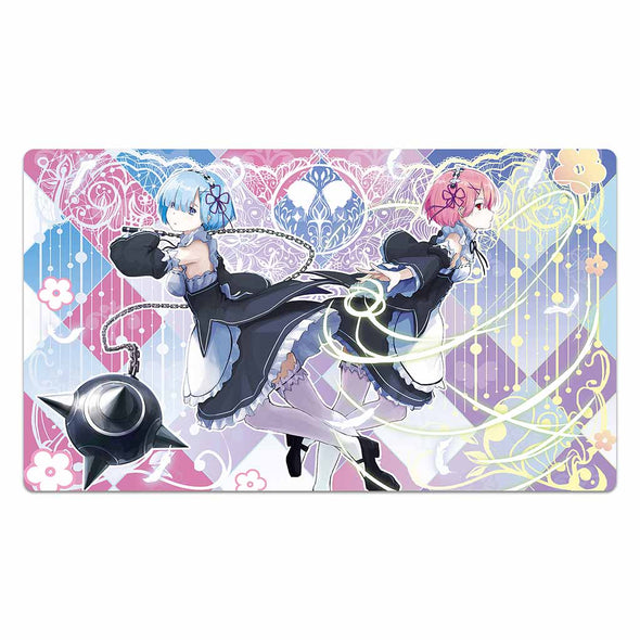 Anime Fighters Mouse Pad