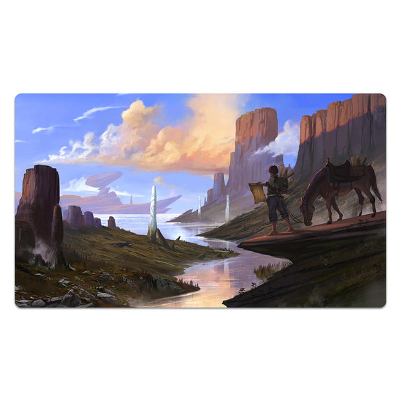 Beautiful Adventure Mouse Pad