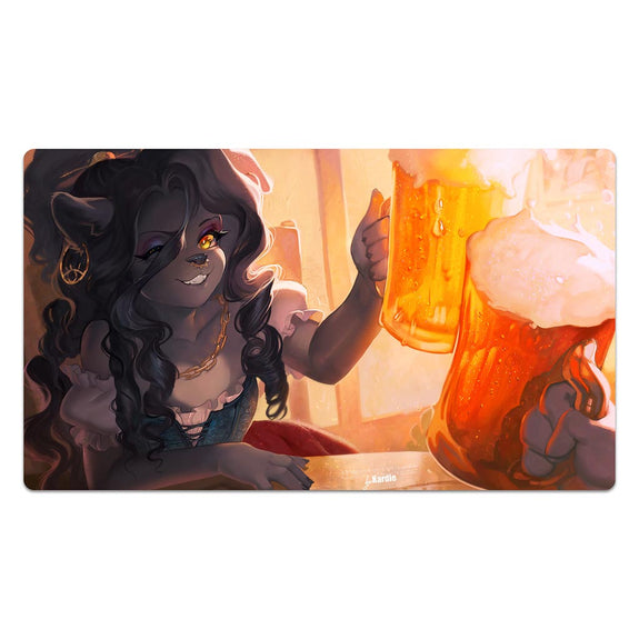 Beers And Cheers Mouse Pad