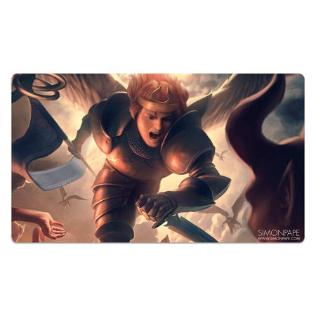 Celestial Intervention Playmat