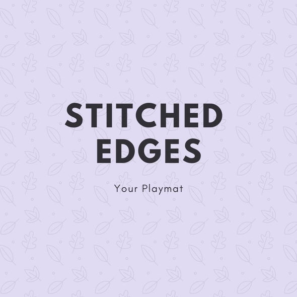 Stitched Edges
