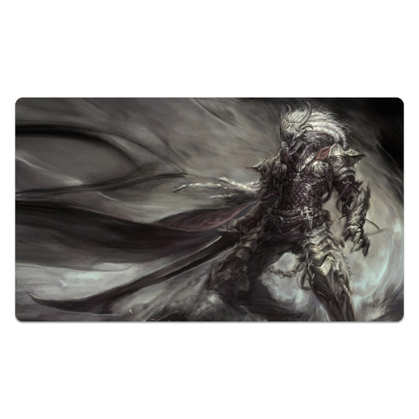 Darkness Warrior Playmat