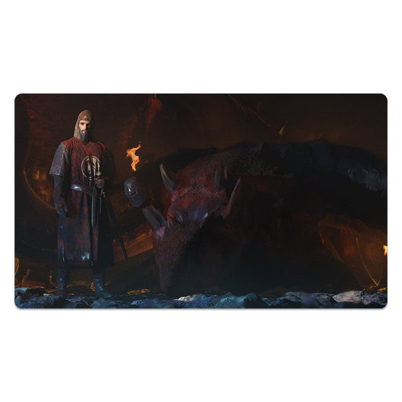 Dragon Slayer Mouse Pad