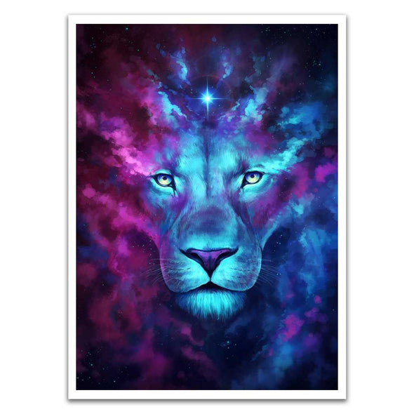 Firstborn Lion Astrology Card Sleeves