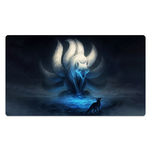 Fox God The Divine Within Playmat