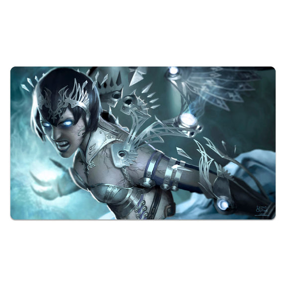 Lady Paradoxia Preparing To Attack Mouse Pad