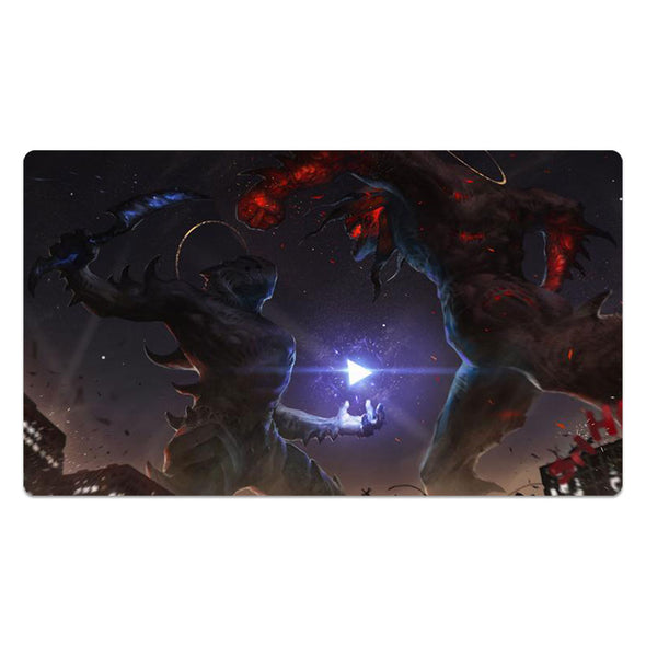 The Ancient Gods' War Mouse Pad