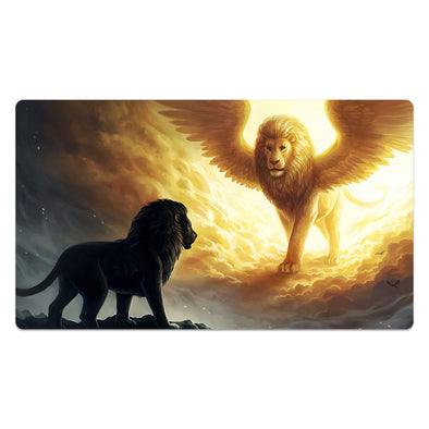 The Divine Encounter With My Ancestor Playmat