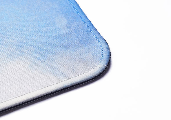 Clear Stitched Edges