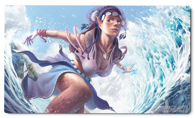 Sea Goddess Mouse Pad