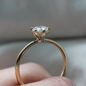 2 2 6 // oval grandpierre ring