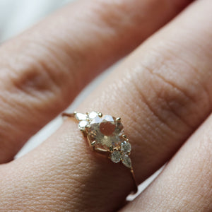 2 2 5 2 // morganite ryan ring - ready to ship
