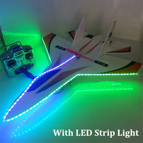 LED Jets, Planes and aireplanes. RC remote, RC radio controlled planes