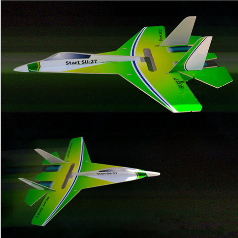 LED  Jet Has Shatter Resistant Foam + Free LED Lights