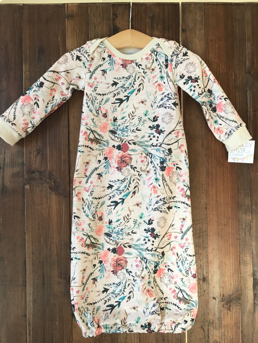 Baby Gowns – Paisley Pear Designs