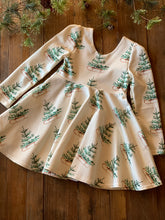 Oh Christmas Tree Twirl Dress