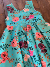 Brook Rose Twirl Dress