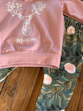 Spring Rose Leggings