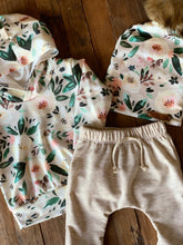 Winter Gray Floral Set (buy together or separate)