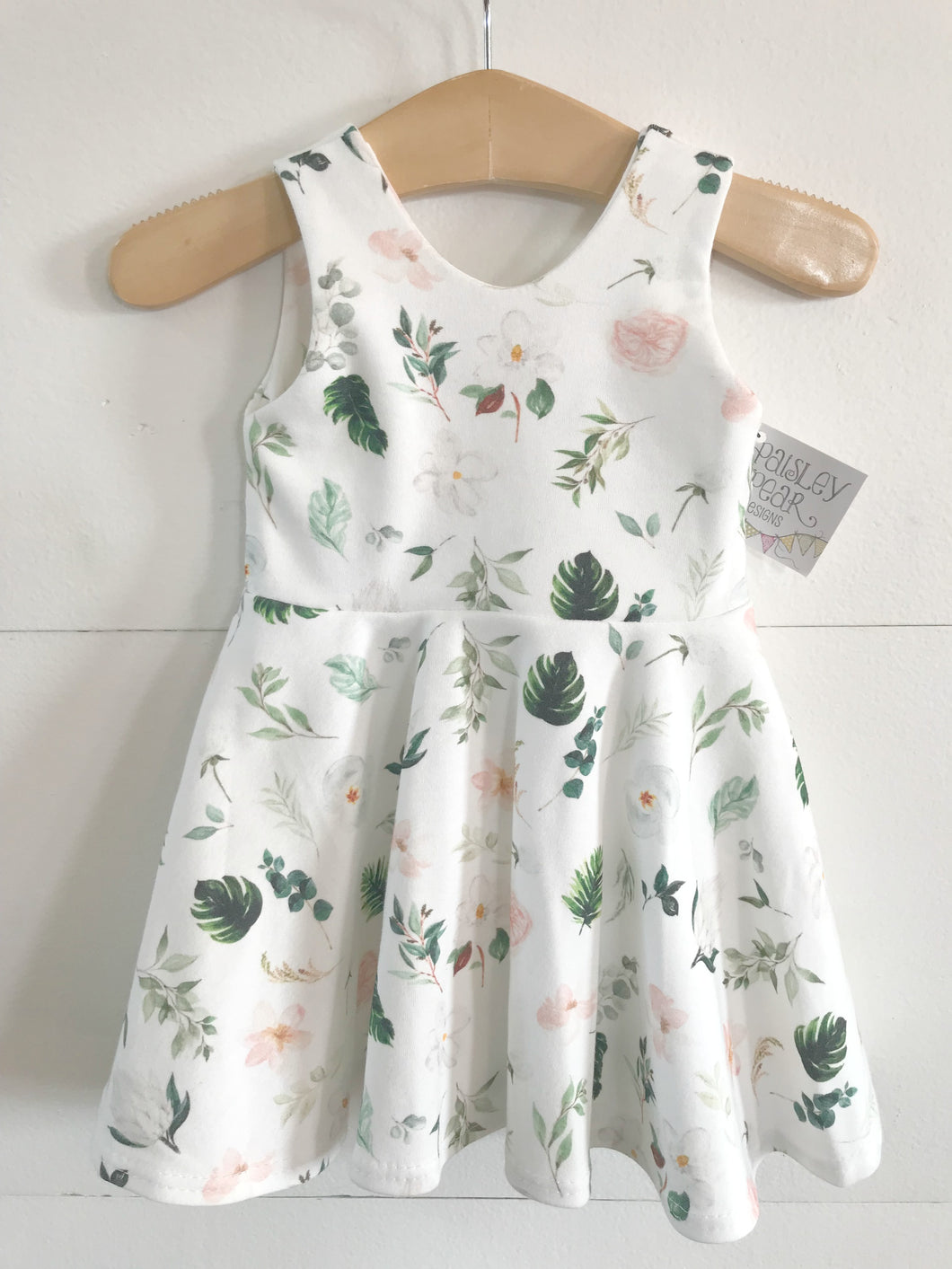 RTS Wildflower Twirl Dress