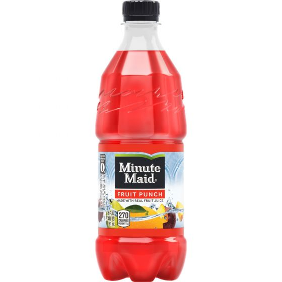 Minute Maid - Fruit Punch