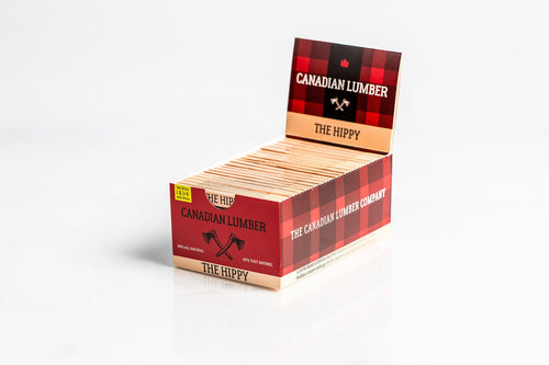 Canadian Lumber - The Hippy w/Tips