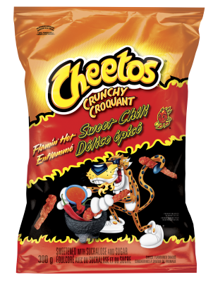 Cheetos - Sweet Chili 300g