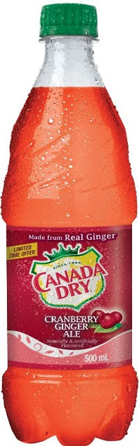 Canada Dry - Cranberry