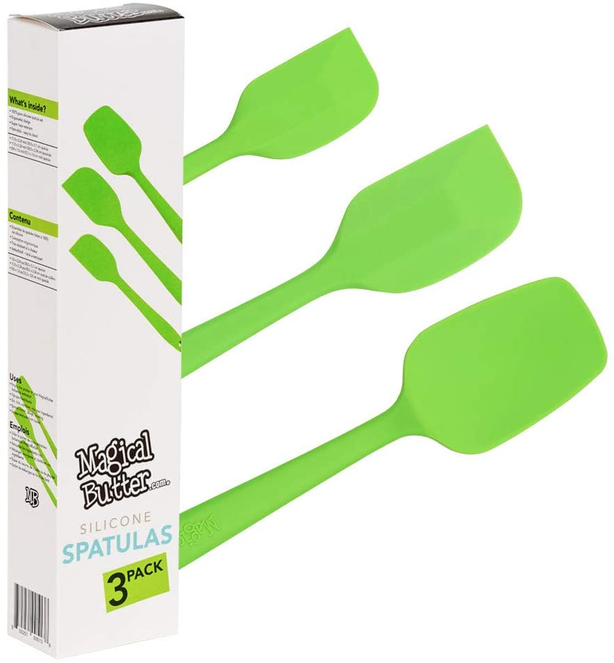 Magical Butter Silicone Spatula - Set of 3