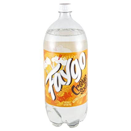Faygo - Cream Soda - 2L