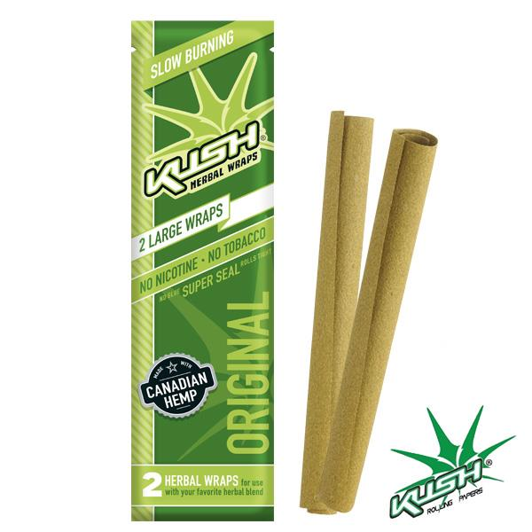 Kush Herbal Wraps - Original