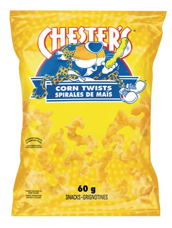 Chester's Corn Twists 60g