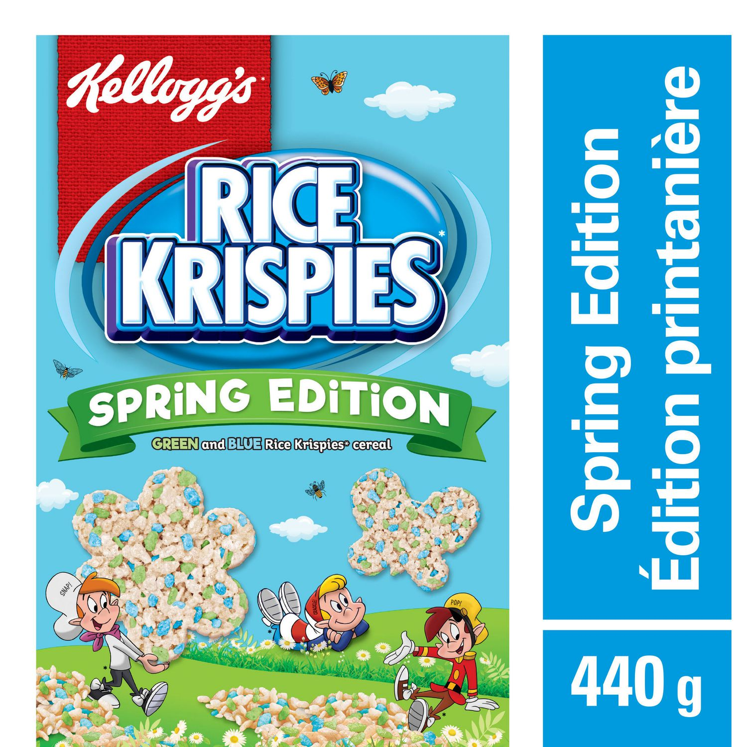 Rice Krispies - Spring Edition