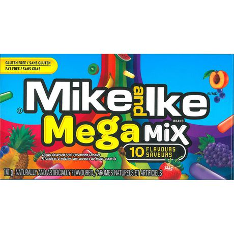 Mike and Ike - Mega Mix