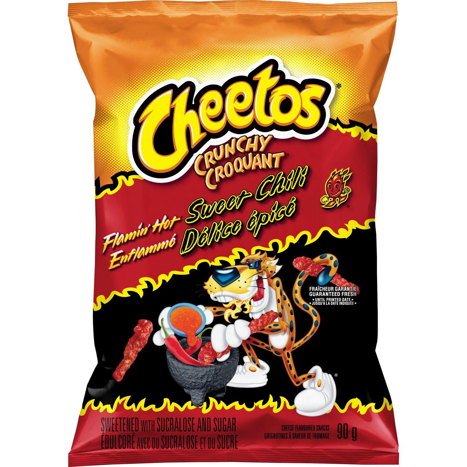 Cheetos - Sweet Chili 90g