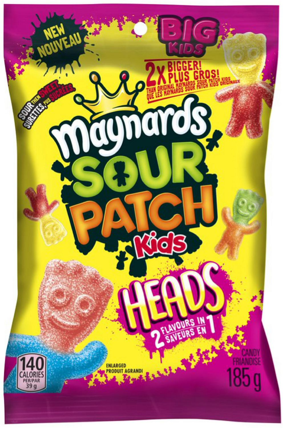 Sour Patch Kids - Heads