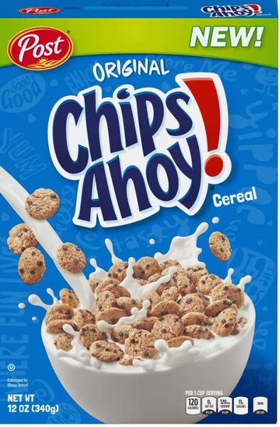 Chips Ahoy! Cereal